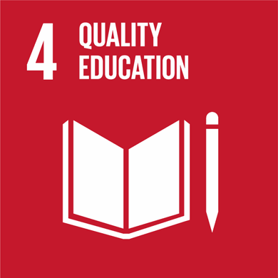 Goal 4: Quality Education Image
