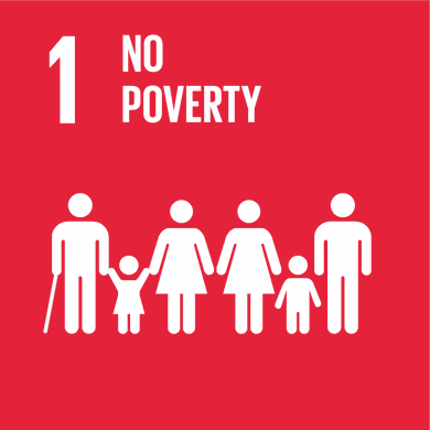 Goal 1: End poverty in all its forms everywhere Image